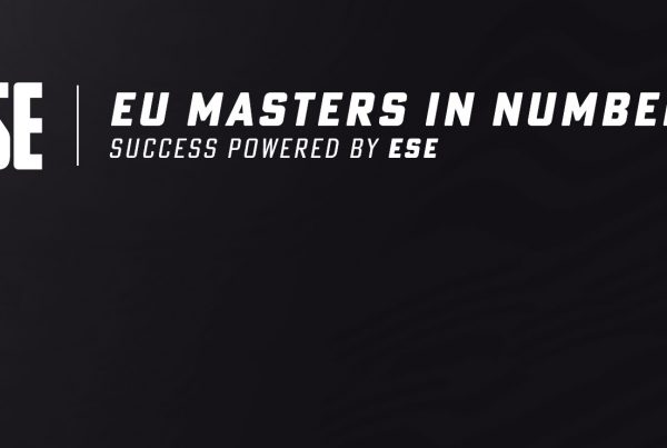 Photo of EU Masters In Numbers background