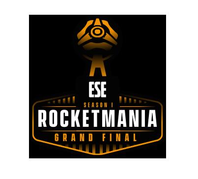 ESE Rocketmania Grand Finale logo
