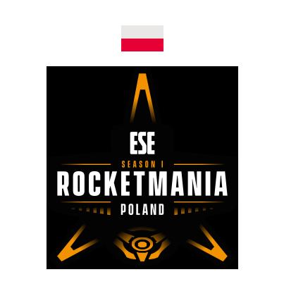 ESE Rocketmania Poland logo
